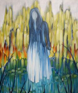 Aymeric Dechamps AyDe - La dame du Lac