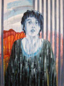 Aymeric Dechamps Portrait Sylvie R.