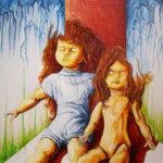 Aymeric Dechamps - Jocaste et Antigone