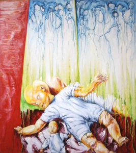 Aymeric Dechamps - Oedipe et Ismène