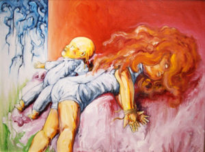 Aymeric Dechamps - Oedipe 10