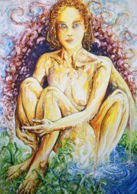Dianne au bain - Aymeric Dechamps